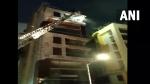 महाराष्ट्र: मुंबई की इमारत में आग, 8 फायर इंजन और 6 जंबो टैंकर किए गए तैनात
