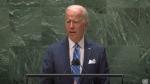संयुक्त राष्ट्र महासभा में बोले बाइडेन- यह हमारी दुनिया के लिए निर्णायक दशक