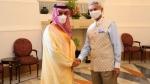 एस जयशंकर और सऊदी अरब के विदेश मंत्री ने दिल्ली में की बैठक, अफगानिस्तान समेत कई मुद्दों पर चर्चा