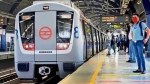 Delhi Metro Rail : द्वारका से नोएडा को जोड़ने वाली ब्लू लाइन पर मेट्रो सर्विस देरी से चल रही