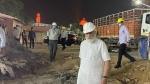सेंट्रल विस्टा प्रोजेक्ट का जायजा लेने पहुंचे पीएम मोदी, किया नए संसद भवन के निर्माण का निरीक्षण