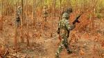 झारखंड में सुरक्षाबलों के ऑपरेशन में एक नक्सली ढेर, BSF के डिप्टी कमांडेंट शहीद