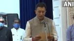 जितिन प्रसाद समेत 7 मंत्रियों ने शपथ ली: चुनाव से पहले जातीय संतुलन साधने की कवायद, छोटी जातियों पर फोकस