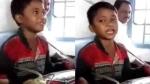 बच्चे ने ढोलक की थाप पर बादशाह का गाना ' अभी तो पार्टी शुरू हुई है ' गाया, VIRAL हुआ VIDEO