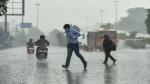 Weather: दिल्ली-NCR में भारी बारिश, अगले कुछ घंटों तक जारी रहने की संभावना