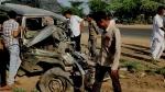 Barmer Accident : राजस्थान के सिणधरी में सड़क हादसे में गुजरात की दो महिलाओं समेत चार लोगों की मौत