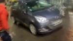 अब MP में कार ने लोगों को कुचला, भोपाल में दुर्गा प्रतिमा विसर्जन के जुलूस हुई घटना, दो घायल