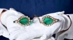 मुगलों को था हीरा-पन्ना से बने चश्मों का शौक, भारतीय 'खजाने' में मिले ढाई अरब के चश्मे की होगी नीलामी