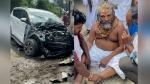 कार दुर्घटना: कंप्यूटर बाबा बोले- मुझे मारने की साजिश रची गई, मध्य प्रदेश के CM शिवराज जांच कराएं