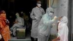 कोरोना का कहर जारी: पिछले 24 घंटों में 585 लोगों की मौत, 13 हजार से ज्यादा नए मरीज मिले
