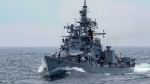 नेवी के INS रणविजय पर बड़ा हादसा, आग लगने की वजह से झुलसे 4 नौसैनिक