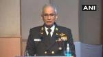 नौसेना प्रमुख का चीन पर निशाना, बोले- कुछ देशों की मानसिकता वैश्विक नियमों के लिए पैदा कर रही चुनौती