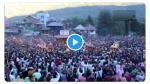 VIDEO: कुल्लू का दशहरा मेला, हजारों श्रद्धालुओं के बीच से यूं निकली भगवान रघुनाथ की भव्य रथ-यात्रा