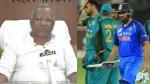 बिहार के डिप्टी CM बोले- पाकिस्तान को सबक सिखाने के लिए रद्द किया जाए Ind Vs Pak मैच