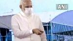 कुशीनगर इंटरनेशनल एयरपोर्ट का पीएम मोदी ने किया उद्घाटन, सीएम योगी और सिंधिया भी मौजूद