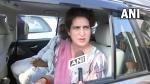 अरुण वाल्मीकि केस: आगरा जा रहीं प्रियंका गांधी को पुलिस ने रोका, कांग्रेस कार्यकर्ताओं से हुई झड़प