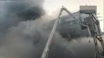 सूरत की पैकेजिंग यूनिट में लगी आग, 2 की मौत, फायर ब्रिगेड मौके पर