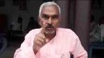 BJP विधायक सुरेंद्र सिंह की फिर फिसली जुबान, 'भैंसे' से की ओम प्रकाश राजभर की तुलना