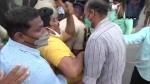 आंध्र प्रदेश: तोड़-फोड़ के विरोध में तेदेपा ने किया राज्यव्यापी बंद का आवाह्न, पुलिस रोकने में जुटी