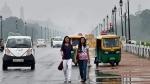 दिल्ली में AQI मध्यम कैटेगरी के पार, आज शाम हल्की बारिश के आसार, साफ होगी हवा