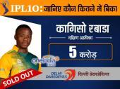 IPL 2017: नीलामी के बाद दिल्ली डेयरडेविल्स की टीम की लिस्ट