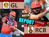 #RCBvsGL:  आरसीबी को तीसरा झटका, ट्रैविस हेड भी हुए आउट