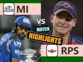 Highlight- आखिरी ओवर में उनादकद ने मुंबई का खेल बिगाड़ा