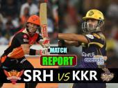 #KKRvsSRH: कोलकाता से हार का बदला लेने उतरेगी हैदराबाद