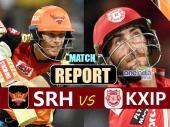 #KXIPvsSRH: पंजाब ने टॉस जीत हैदराबाद को दी बल्लेबाजी