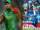 चैंपियंस ट्रॉफी : बांग्लादेश के खिलाफ वापसी करेंगे रोहित