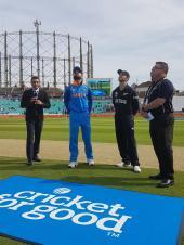 CT17 INDvNZ Live: शमी ने लिया न्यूजीलैंड का तीसरा विकेट