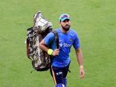 चैंपियंस ट्रॉफी: वार्म-अप मैच से पहले भारत को लगा तगड़ा झटका