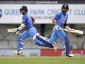 वेस्टइंडीज को 105 रनों से हराकर सीरीज में भारत 1-0 से आगे
