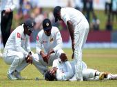 चलते मैच में लगा श्रीलंका को बड़ा झटका, ये खिलाड़ी हुआ बाहर