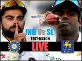 INDvSL Live: भारत ने जीता टॉस, पहले बल्लेबाजी का फैसला