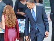 इटली में फिसला ओबामा का दिल