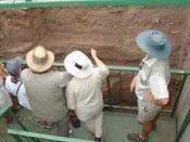 पेरू में मिला 1200 साल पुराना मकबरा
