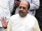 अमर सिंह नहीं संसद नोट कांड के दोषी अहमद पटेल: रामजेठ मलानी