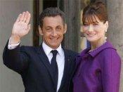 फ्रेंच राष्ट्रपति सारकोजी की मॉडल पत्नी कार्ला बनी मां