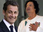 अय्याश गद्दाफी के पैसे से सरकोजी बने थे राष्ट्रपति