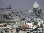 संघर्ष विराम खत्म होने के दो घंटे पहले इजरायल पर हमला