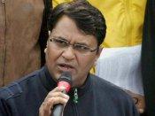 भाजपा नेता बिन्नी चाहते थे कांग्रेस का टिकट