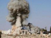 सीरिया और इराक में मस्जिदों और चर्च पर ISIS का सितम