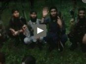 Video: कश्मीर में आतंक की नई खेप, राइफल लहराते दिखे हिजबुल के 12 आतंकी