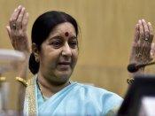 विदेश मंत्री सुषमा स्वराज एम्स में भर्ती, डायबिटीज की शिकायत