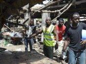 नाइजीरिया के एक बिजी मार्केट में दो महिला आत्मघाती हमलावरों ने ली 45 की जान
