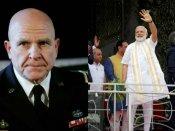 अमेरिकी NSA मैकमास्टर दिल्ली में, पीएम मोदी को 12 जून को वाशिंगटन आने के लिए करेंगे आमंत्रित
