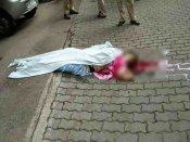 सुगर की बीमारी से परेशान होकर छत से कूदी महिला, मौत