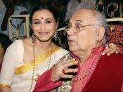 रानी मुखर्जी पर टूटा दुखों का पहाड़, लंबी बीमारी के बाद पिता राम मुखर्जी का निधन