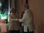 ASEAN में हिस्सा लेने फिलीपींस पहुंचे PM मोदी, डोनाल्ड ट्रंप से की मुलाकात